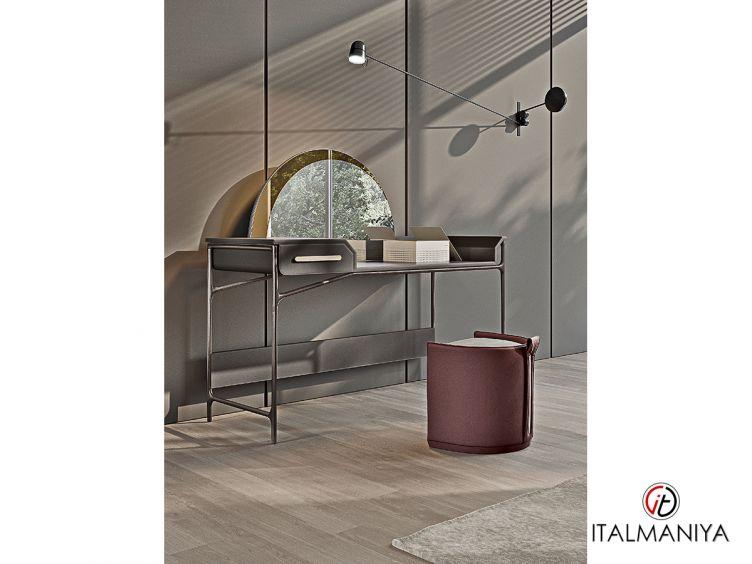 Фото 1 - Туалетный столик Vine фабрики Turri (производство Италия) в современном стиле из массива дерева