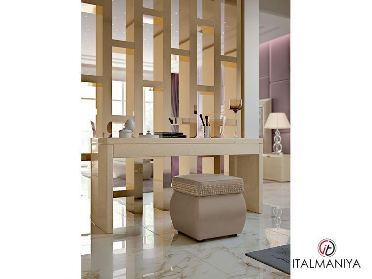 Фото 1 - Туалетный столик Stardust фабрики Turri (производство Италия) в современном стиле из массива дерева
