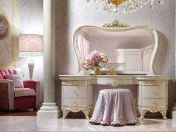 Туалетный столик Diamante Barnini Oseo