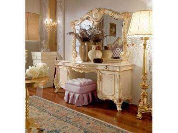 Туалетный столик белый Firenze Barnini Oseo