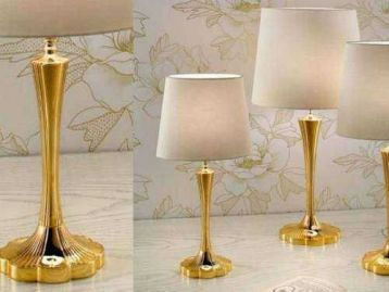 Настольная лампа VE 1084-TL1 G Masiero
