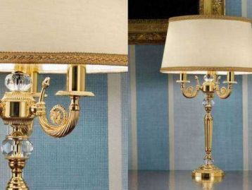 Настольная лампа VE 1086-TL3 Masiero