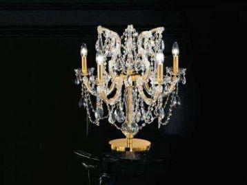 Настольная лампа VE 938-TL5 Masiero