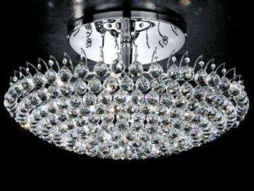 Потолочный светильник VE 808-PL8+4 Masiero