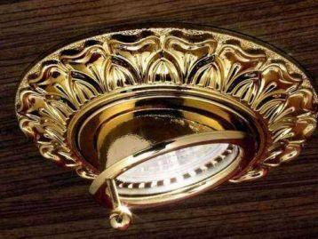 Потолочный светильник VE 857 Masiero
