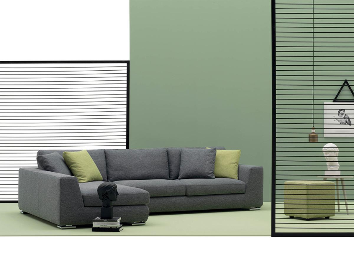 Фото 1 - Итальянский диван Harlem фабрики Rigosalotti
